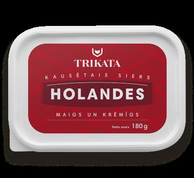 Holandes kausētais siers