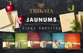 TRIKATA favourite cheeses are now also sliced!